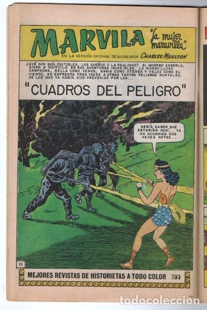 Tebeos: MARVILA # 3-225 NOVARO 1980 WONDER WOMAN CHARLES MOULTON CURT SWAN VINCE COLLETTA MUY BUEN ESTADO - Foto 2 - 163429178