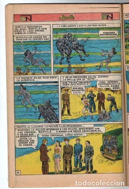 Tebeos: MARVILA # 3-225 NOVARO 1980 WONDER WOMAN CHARLES MOULTON CURT SWAN VINCE COLLETTA MUY BUEN ESTADO - Foto 3 - 163429178