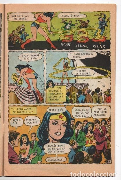 Tebeos: MARVILA # 3-225 NOVARO 1980 WONDER WOMAN CHARLES MOULTON CURT SWAN VINCE COLLETTA MUY BUEN ESTADO - Foto 6 - 163429178