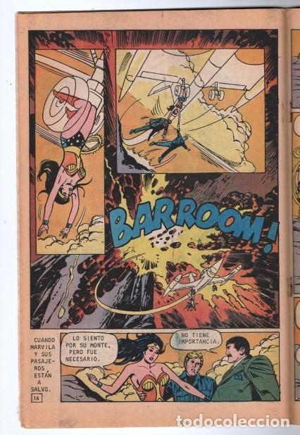 Tebeos: MARVILA # 3-226 NOVARO 1980 WONDER WOMAN CHARLES MOULTON MAGGIN VINCE COLLETTA MUY BUEN ESTADO - Foto 3 - 163429802