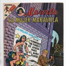 Tebeos: MARVILA # 3-231 NOVARO 1980 WONDER WOMAN MOULTON PASKO & COLLETTA GARCIA LOPEZ CUBIERTA IMPECABLE. Lote 163529350