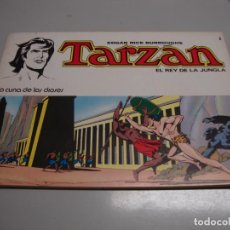 Tebeos: TARZAN EL REY DE LA JUNGLA 1 . Lote 163594314