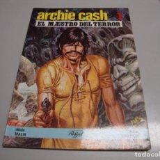 Tebeos: ARCHIE CASH 1EDITORIAL RASGOS. Lote 163594518