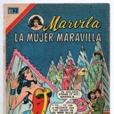 Tebeos: MARVILA # 3-232 NOVARO 1980 WONDER WOMAN PASKO BROWN COLLETTA STATON CONWAY MUY BUEN ESTADO. Lote 163631530