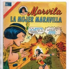 Tebeos: MARVILA # 3-233 NOVARO 1980 WONDER WOMAN MOULTON GERRY CONWAY JOSE DELBO & JOE GIELLA IMPECABLE ESTA. Lote 163631618