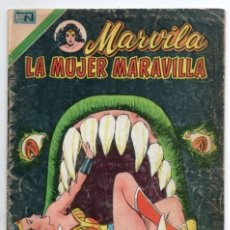 Tebeos: MARVILA # 3-234 NOVARO 1980 WONDER WOMAN MOULTON CONWAY DENNY O´NEIL VINCE COLLETTA LEVIATAN NAZIS. Lote 163631722
