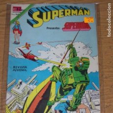 Tebeos: NOVARO SUPERMAN 997. Lote 163753150