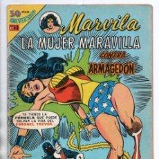 Tebeos: MARVILA # 3-237 NOVARO 1980 WONDER WOMAN MOULTON CONWAY JOE GIELLA NAZIS ARMAGEDON WINSTON CHURCHILL. Lote 163805814