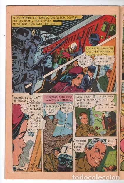 Tebeos: MARVILA # 3-237 NOVARO 1980 WONDER WOMAN MOULTON CONWAY JOE GIELLA NAZIS ARMAGEDON WINSTON CHURCHILL - Foto 6 - 163805814