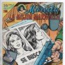 Tebeos: MARVILA # 3-241 NOVARO 1980 WONDER WOMAN & FLASH MOULTON CONWAY COLLETTA HIEDRA VENENOSA DIOS MARTE. Lote 163979202