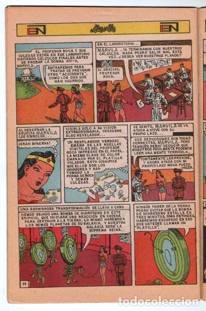 Tebeos: MARVILA # 3-242 NOVARO 1980 WONDER WOMAN & SUPERMAN MOULTON CONWAY GIORDANO STATON EL ESPECTRO - Foto 6 - 163987630