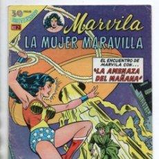 Tebeos - MARVILA # 3-243 NOVARO 1980 WONDER WOMAN MOULTON GIELLA DELBO HARRIS EL ESPECTRO - 163991366