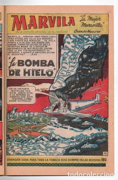 Tebeos: MARVILA # 3-243 NOVARO 1980 WONDER WOMAN MOULTON GIELLA DELBO HARRIS EL ESPECTRO - Foto 6 - 163991366