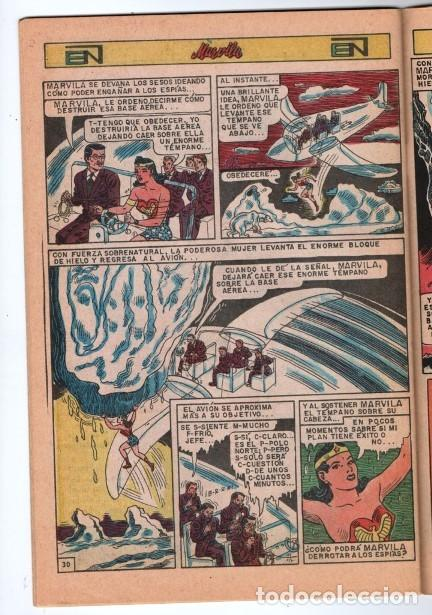 Tebeos: MARVILA # 3-243 NOVARO 1980 WONDER WOMAN MOULTON GIELLA DELBO HARRIS EL ESPECTRO - Foto 7 - 163991366