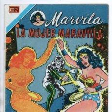Tebeos - MARVILA # 3-244 NOVARO 1980 WONDER WOMAN MOULTON GIELLA DELBO HARRIS TIERRA I & TIERRA II - 164002542