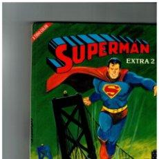 Tebeos: SUPERMÁN EXTRA 2 -LIBRO COMIC- NOVARO,1979. BUENO.. Lote 164226734