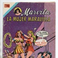 Tebeos: MARVILA # 3-251 NOVARO 1981 WONDER WOMAN MOULTON GIELLA DELBO HARRIS DIANA VS ORANA NUEVA MARVILA BU. Lote 164356158