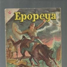 Tebeos: EPOPEYA 10: LA RETIRADA DE LOS DIEZ MIL, 1959, NOVARO. COLECCIÓN A.T.. Lote 164477838