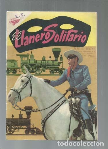 EL LLANERO SOLITARIO 85, 1960, NOVARO, BUEN ESTADO (Tebeos y Comics - Novaro - El Llanero Solitario)