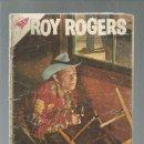Tebeos: ROY ROGERS 73, 1958, NOVARO, USADO. Lote 164521834