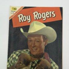 Tebeos: ORIGINAL NOVARO ROY ROGERS NUMERO 174 1967. Lote 164526678