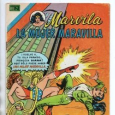 Tebeos: MARVILA # 3-252 NOVARO 1981 WONDER WOMAN MOULTON GIELLA DELBO COLLETTA DIANA VS ORANA NUEVA MARVILA . Lote 164550862