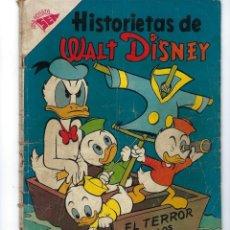 Tebeos: HISTORIETAS DE WALT DISNEY- AÑO VII, Nº 78, 1º DE MARZO DE 1956 ***EDITORIAL SEA***. Lote 164605738