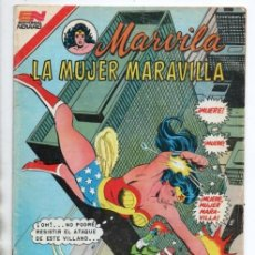 Tebeos: MARVILA # 3-256 NOVARO 1981 WONDER WOMAN MOULTON LEVITZ DELBO COLLETTA SERPIENTE VENENOSA. Lote 164643214