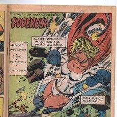 Tebeos: MARVILA # 3-257 NOVARO 1981 WONDER WOMAN MOULTON 1ER APARICION DE PODEROSA LEVITZ STATON & ORLANDO. Lote 164643794
