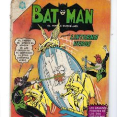 Tebeos: BATMAN - EL HOMBRE MURCIÉLAGO, AÑO XIII, Nº 326, 9 DE JUNIO DE 1966 * NOVARO - MÉXICO *. Lote 164688138