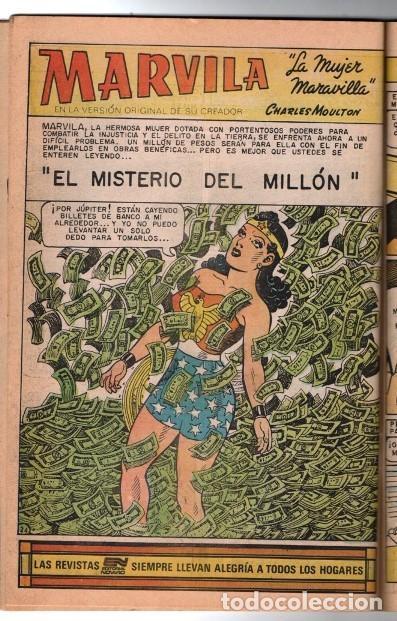 Tebeos: MARVILA # 3-261 NOVARO 1981 WONDER WOMAN MOULTON COLLETTA DELBO GERRY CONWAY EL DIOS MARTE - Foto 5 - 164769874