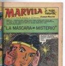 Tebeos: MARVILA # 3-265 NOVARO 1981 WONDER WOMAN MOULTON LA MASCARA DEL MISTERIO EXCELENTE CONWAY. Lote 164770418