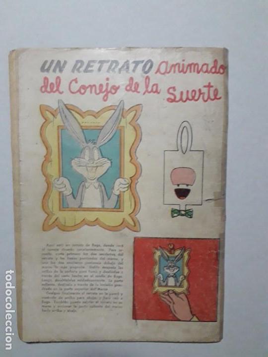 Tebeos: El conejo de la suerte n° 98 - original editorial Novaro - Foto 3 - 164797146