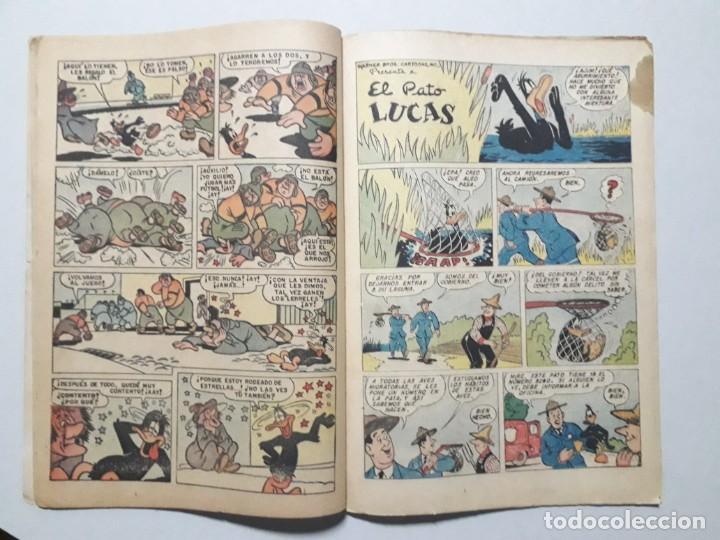 Tebeos: El conejo de la suerte n° 104 - original editorial Novaro - Foto 3 - 164797766