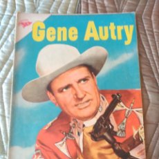 Tebeos: GENE AUTRY Nº 17 MUY DIFÍCIL. Lote 164827974