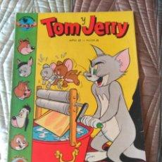 Tebeos: TOM Y JERRY Nº 8 MUY DIFÍCIL EN ESTE ESTADO. Lote 164837790
