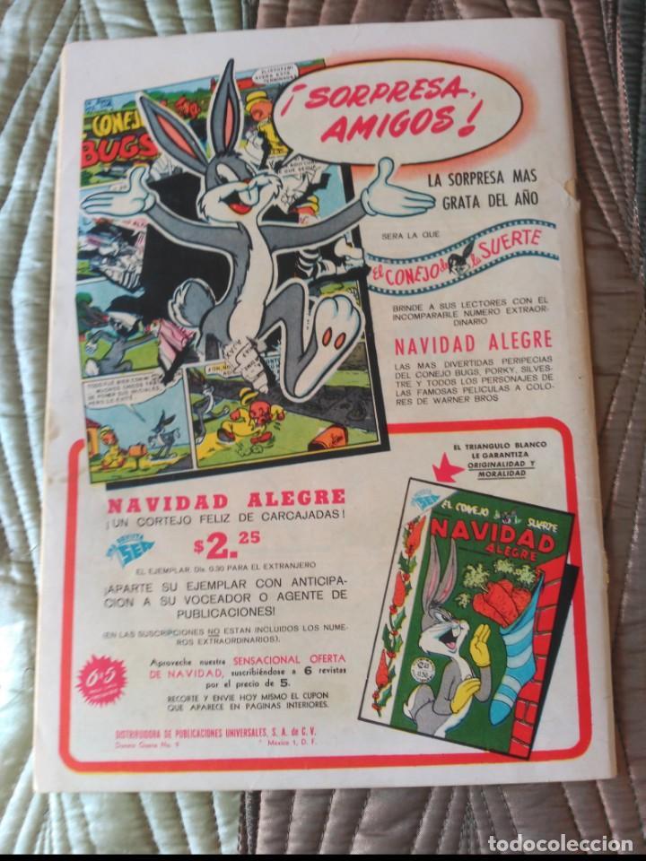 Tebeos: El Conejo de la Suerte Nº 42 MUY DIFÍCIL en este estado. - Foto 2 - 164840106