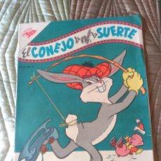 Tebeos: EL CONEJO DE LA SUERTE Nº 55 MUY DIFÍCIL EN ESTE ESTADO.. Lote 164841198