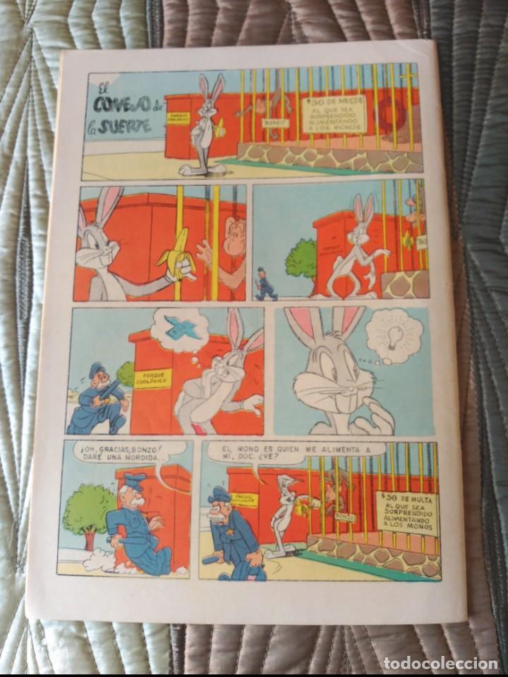 Tebeos: El Conejo de la Suerte Nº 63 MUY DIFÍCIL en este estado. - Foto 2 - 164843726