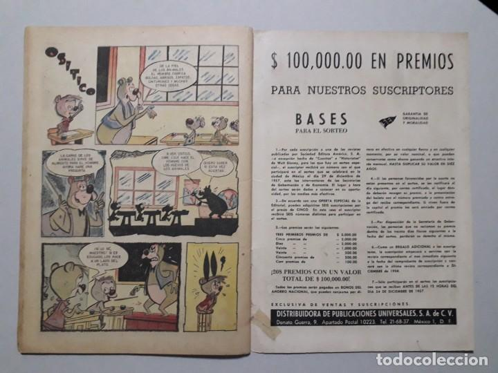 Tebeos: Tom y Jerry n° 78 - original editorial Novaro - Foto 3 - 164852898
