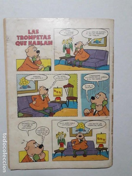 Tebeos: Tom y Jerry n° 92 - original editorial Novaro - Foto 4 - 164853322