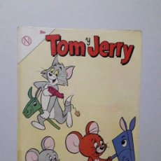 Tebeos: TOM Y JERRY N° 203 - ORIGINAL EDIGORIAL NOVARO. Lote 164853542