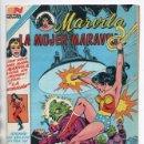 Tebeos: MARVILA # 3-267 NOVARO 1981 WONDER WOMAN TIERRA DOS CAZADORA HIJA DE BATMAN LEVITZ STATON CONWAY EXC. Lote 164876582