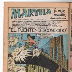 Tebeos: MARVILA # 3-269 NOVARO 1981 WONDER WOMAN MOULTON ANIMAL MAN EXCELENTE CONWAY COLLETTA DELBO. Lote 164877094