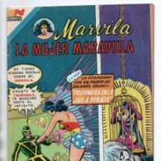Tebeos: MARVILA # 3-274 NOVARO 1982 WONDER WOMAN TIERRA DOS CAZADORA HIJA DE BATMAN LEVITZ STATON CONWAY EXC. Lote 164985150
