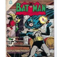 Tebeos: BATMAN - EL HOMBRE MURCIÉLAGO, AÑO XII, Nº 255, 28 DE ENERO DE 1965 * NOVARO - MÉXICO *. Lote 165016518