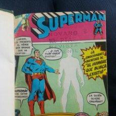 Tebeos: COMICS SUPERMAN SERIE AGUILA - NOVARO- AÑOS 70 - MEXICO. Lote 165018486