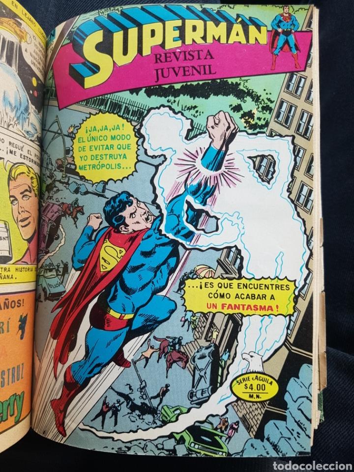 Tebeos: COMICS SUPERMAN SERIE AGUILA - NOVARO- AÑOS 70 - MEXICO - Foto 6 - 165018486