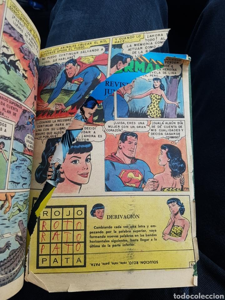 Tebeos: COMICS SUPERMAN SERIE AGUILA - NOVARO- AÑOS 70 - MEXICO - Foto 10 - 165018486