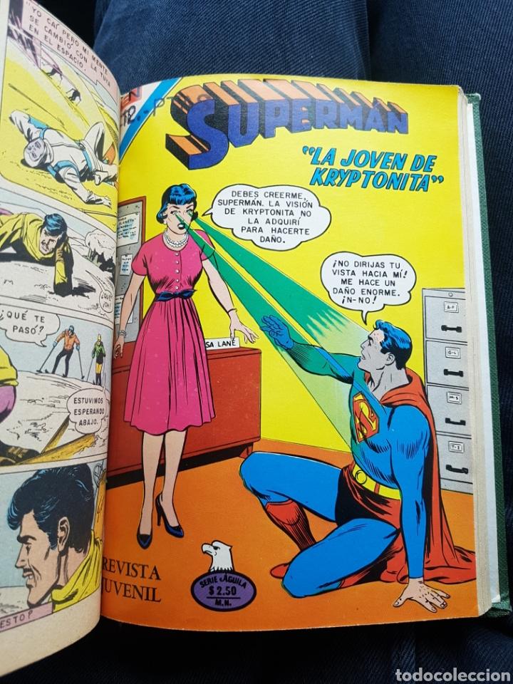 Tebeos: COMICS SUPERMAN SERIE AGUILA - NOVARO- AÑOS 70 - MEXICO - Foto 14 - 165018486